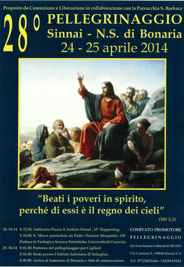 Manifesto 28^ pell